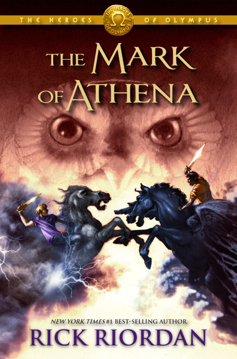 Book review: The Mark of Athena, by Rick Riordan