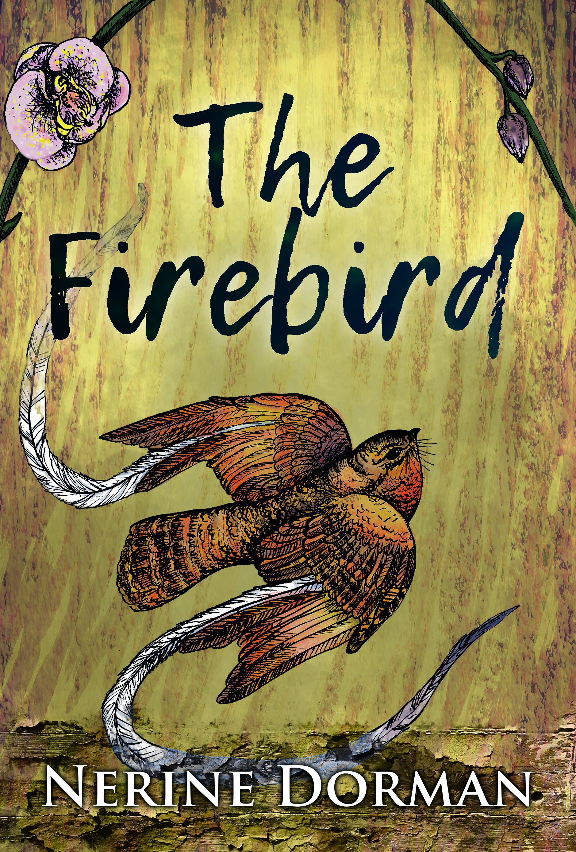Book Review: The Firebird, by Nerine Dorman
