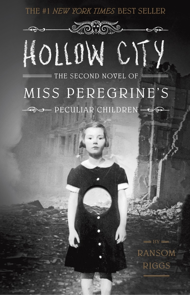 Book Review: Hollow City, by Ransom Riggs