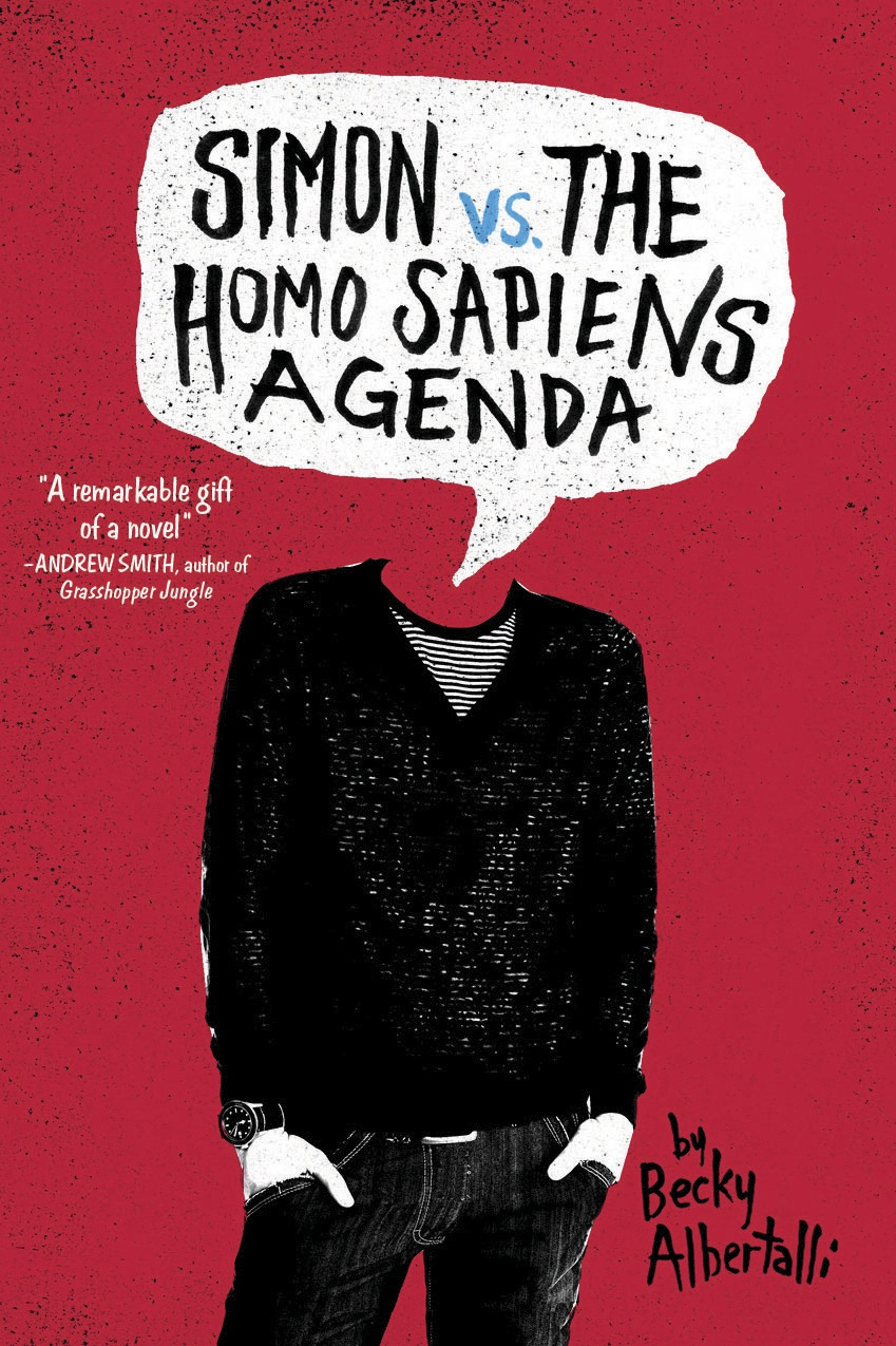 Book Review: Simon Vs. The Homo Sapiens Agenda, by Becky Albertalli