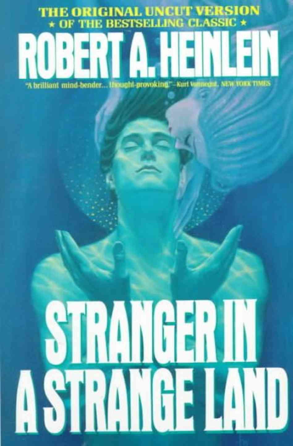 Book Review: Stranger in a Strange Land, by Robert A. Heinlein