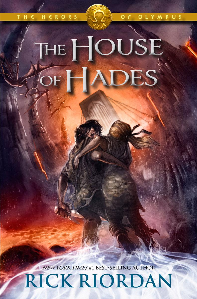 Book Review: The House of Hades, by Rick Riordan