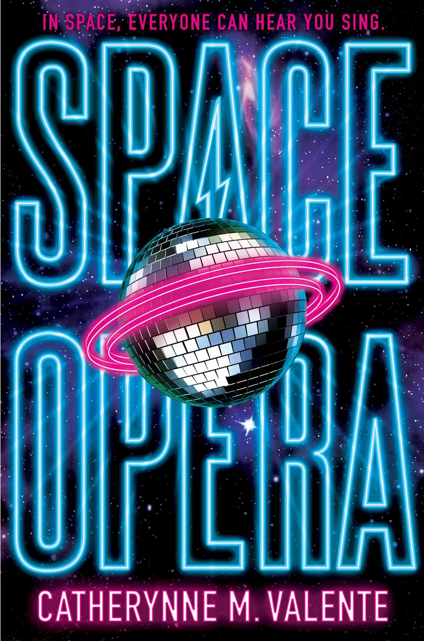 Space Opera cover art