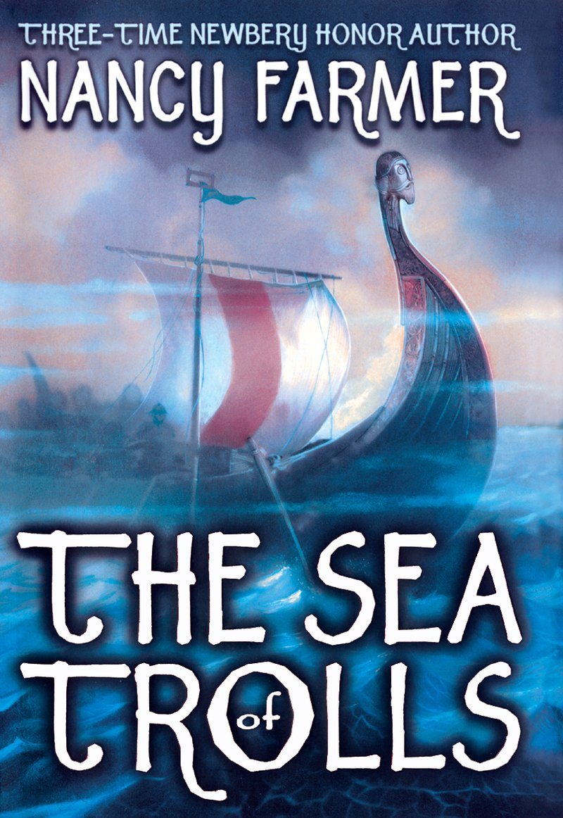 Book Review: The Sea of Trolls, by Nancy Farmer