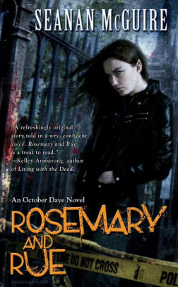 Rosemary and Rue cover art