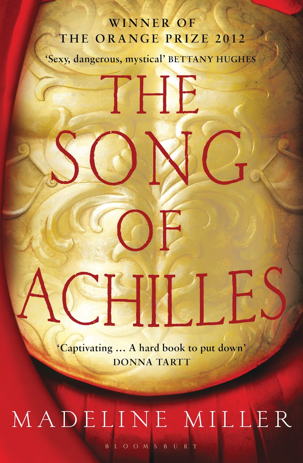Book Review: The Song of Achilles, by Madeline Miller